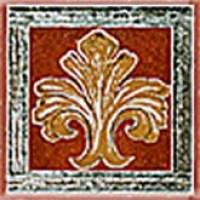 Zalakerámia Galicia RGK-323 padlódekor 7x7 cm
