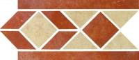 Zalakerámia Iberia RGD-318 padlódekor 16,5x33,3 cm