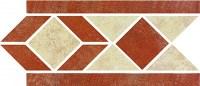 Zalakerámia Iberia RGD-319 padlódekor 16,5x33,3 cm