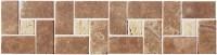 Zalakerámia Travertin SDMJ9010 padlódekor 7,5x30 cm